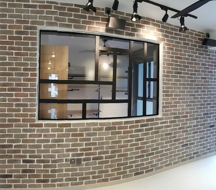 Craft Stone-Twin Tower Condominium