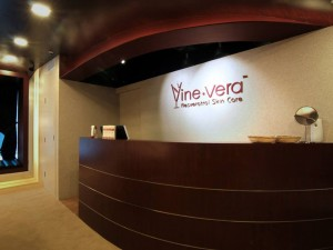 Wallpaper – Vine Vera At Mandarin Gallery