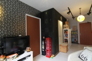 Wallpaper – Rivervale HDB Studio Apartment