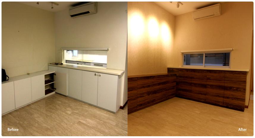 Adhesive Laminates – Mount Faber Apartment