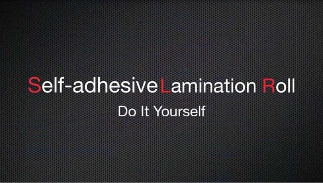 Quads Adhesive Laminate D-I-Y Procedures Video