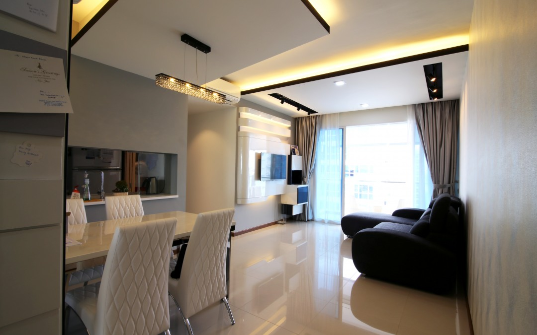 Painting Services-Waterview Condominium,Tampines