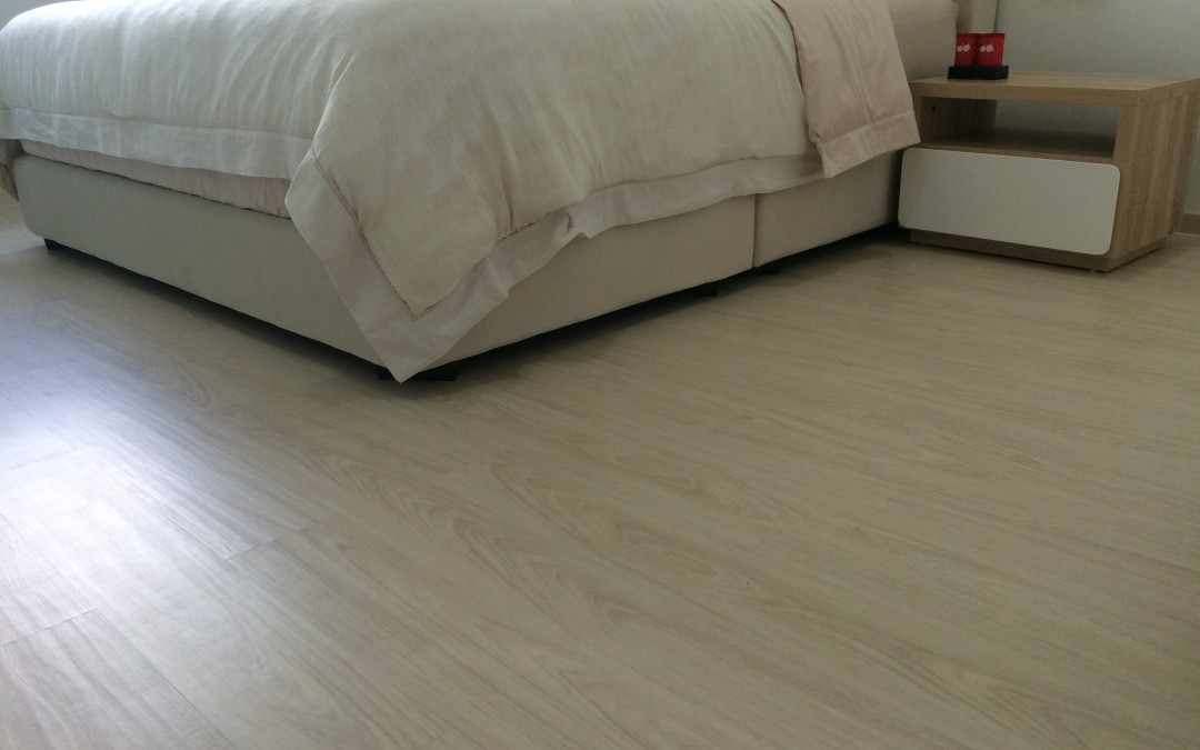 Versatile Flooring – Segar Road HDB 4 Room