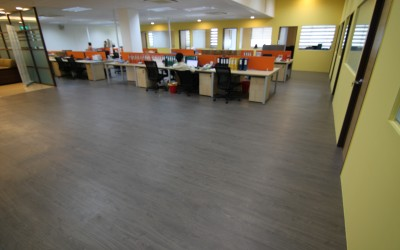 Versatile Flooring – Benoi Place Commercial Building