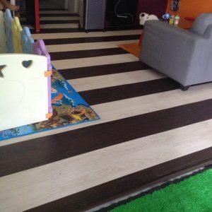 Versatile Flooring – Bedok Reservoir HDB Apartment