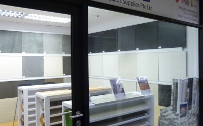 Quads Showroom In Bukit Timah Shopping Centre #05-29!
