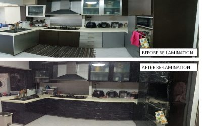 Adhesive Laminate-Tampines Street 42