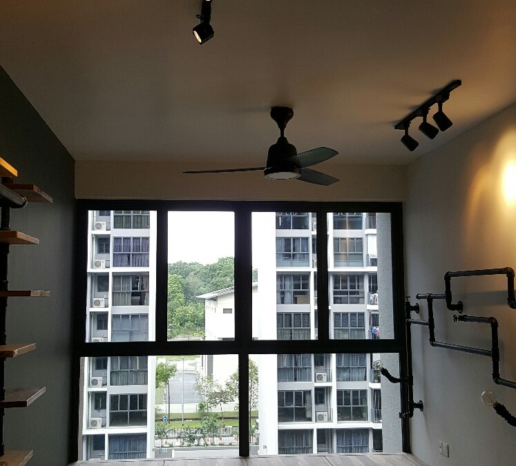 Painting Service-Woodlands Avenue 6 Twin Tower Condominium