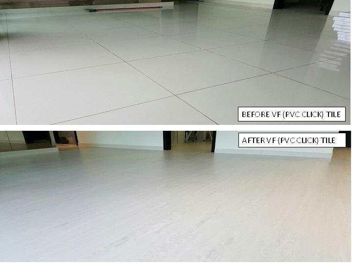 Versatile Flooring-Infiniti Condominium