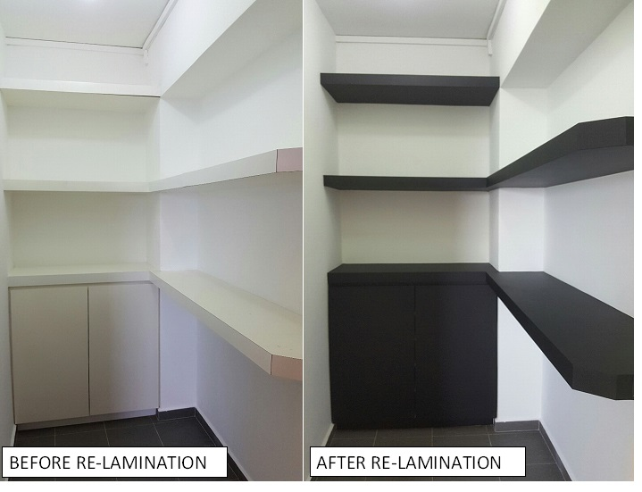 Adhesive Laminate-Pasir Ris Street 11
