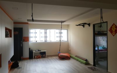 Painting Service-Telok Blangah Four Room Apartment