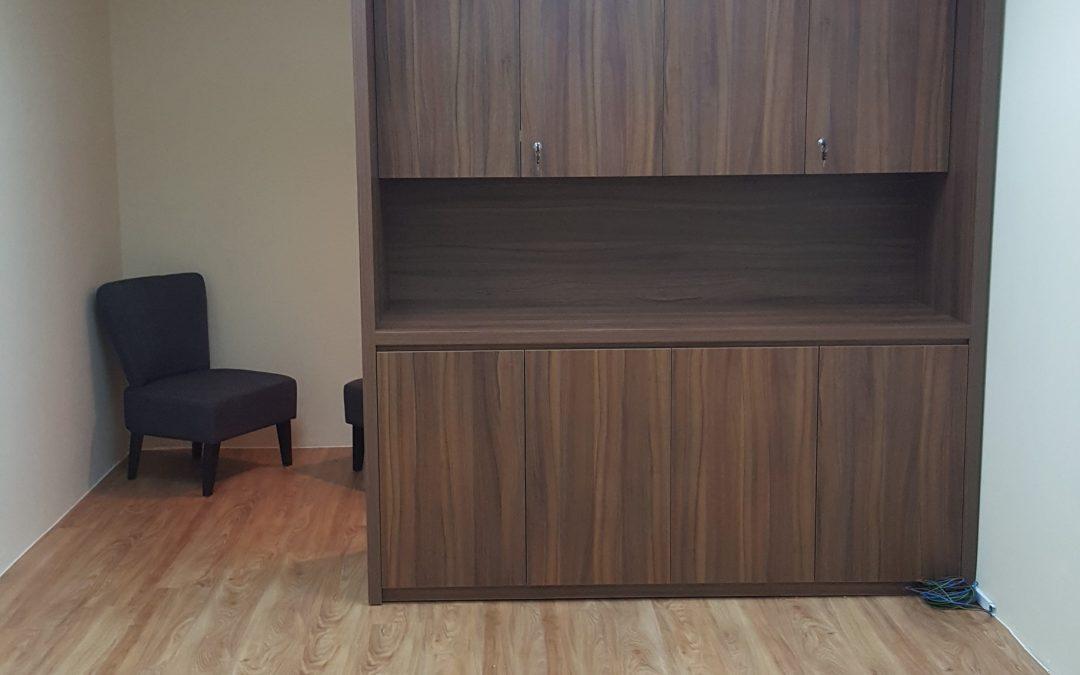 VF (PVC UniClick) Tiles- One Raffles Place