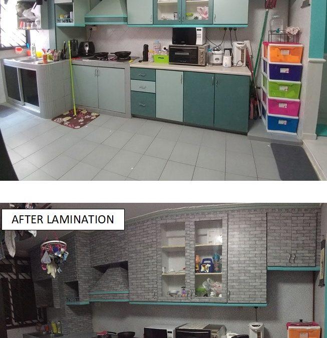 Adhesive Laminate (SLR) – Tampines Street 84