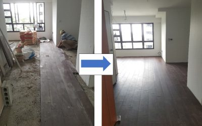 Renovation-HDB Ghim Moh Link