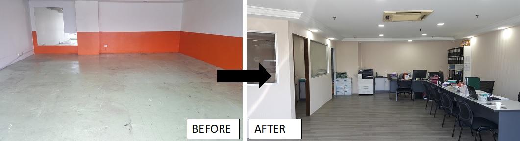 Renovation-Kaki Bukit Avenue 4 (Office)