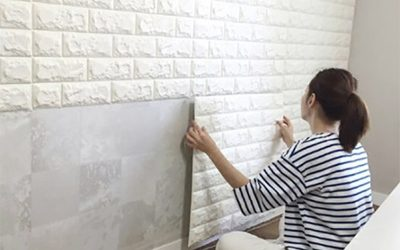 Adhesive Wall Tiles – Feature Walls