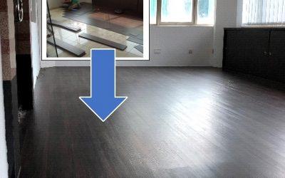 Versatile Flooring (VF) – Ubi Automobile Megamart