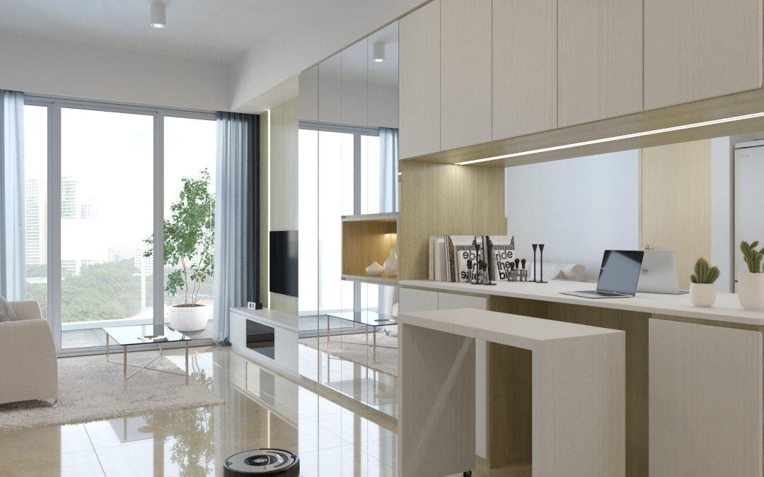 Renovation – Eight River Suites Condominium