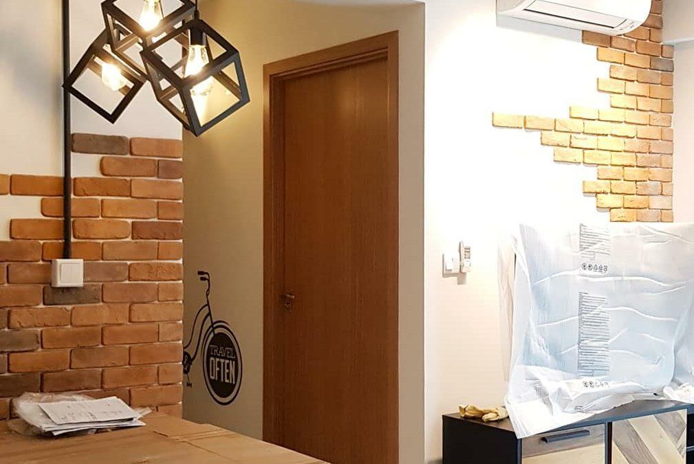 Painting Service – Bukit Batok East Avenue 6 HDB Four Room