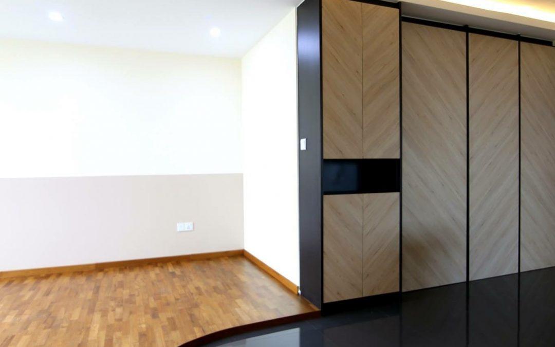 Painting-Bedok North HDB Apartment
