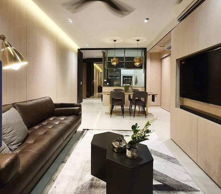Painting – High Park Residence Condominium