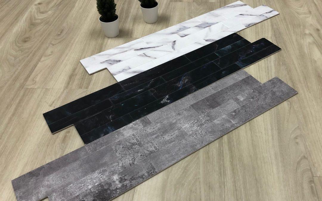 Self-Adhesive Wall Plates (EASY D-I-Y)