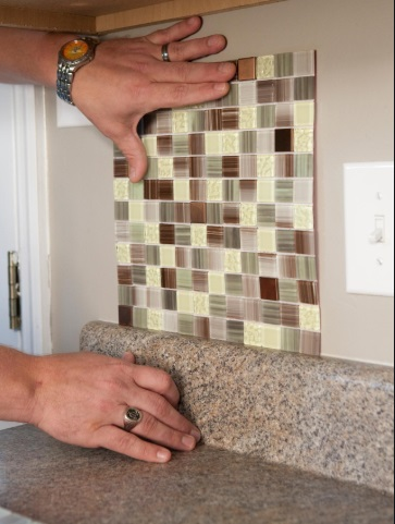 Adhesive Tile (SAT) – Decor Series