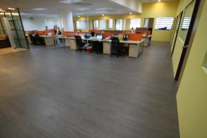 Versatile Flooring Benoi Place Commercial Building Quads