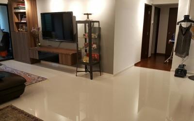 Homogeneous Flooring Bukit Batok East Avenue 5
